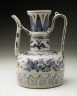 Chinese / Ewer with Dragon and Floral Designs / 1450/1500