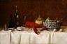 Milne Ramsey / Still Life with Lobster / 1898
