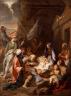 Jean Jouvenet / Adoration of the Magi / 1700/1710