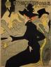 Henri Marie Raymond de Toulouse-Lautrec / Le Divan Japonais / 1893