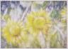 Christian Rohlfs / Sunflowers / 1935