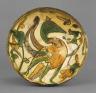 Islamic / Sgraffito Ware Bowl / 13th/14th century