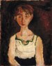 Chaim Soutine / Little Girl / 20th century