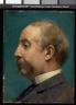 Gari Melchers / Head of Thomas Pitts / 1889