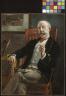 Gari Melchers / Thomas Pitts / 1887