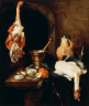 Abraham Hendricksz van Beyeren / Preparations for a Meal / 1664