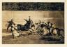 Francisco Jose de Goya y Lucientes / La Muerte de Pepe Illo / Madrid, 1816