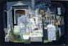 Dean Ellis / Aspect of a Mexican Cemetery / 1950