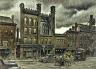Charles E. Burchfield / Street Scene / 1940-1947