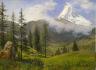Albert Bierstadt / The Matterhorn / c. 1867