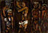 Georges Rouault / The Flagellation / date unknown