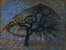 Piet Mondrian / Apple Tree, Pointillist Version / 1908-1909