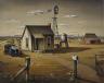 Charles T. Bowling / Mason County Landscape / 1938