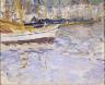 Berthe Morisot / The Port of Nice / Winter 1881-82
