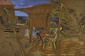 Edouard Vuillard / The Tent / 1908