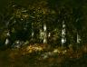 Narcisse-Virgile Diaz de la Pena / Forest of Fontainebleau / 1868