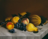 America / Still Life with Fruit / date unknown