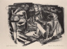 Coreen Mary Spellman / After Rehearsal / c. 1942