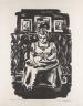 Coreen Mary Spellman / Golden Pheasant / 1947
