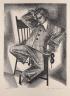 Coreen Mary Spellman / Harlequin / c. 1947