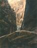 John Pfahl / Canyon Point, Zion National Park, Utah / October 1977