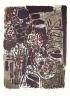 Guillaume Corneille / Arbres et rochers / 1962