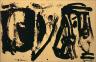 Pierre Alechinsky / Sans titre / 1955 - 1958
