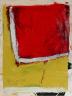 Serge Lemoyne / Espace rouge / 1963