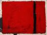 Serge Lemoyne / Espace rouge (barre) / 1963
