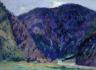 Robert Harris / Landscape, Yale, B.C. / 1909