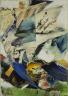 Marcelle Ferron / Sans titre / 1960