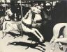 Ilse Bing / Carousel, Paris / 1932