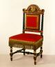 Richard Bridgens / Chair / 1815 - 1818