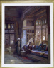 Frank Dillon / A ROOM IN THE HOUSE OF SHAYK SADAT, CAIRO / about 1875