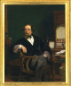 Charles Dickens / PORTRAIT OF CHARLES DICKENS / Signed and dated 1859