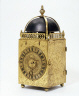 Abraham de Bruyn / ASTRONOMICAL CLOCK / Dated 1588; the movement late 17th century