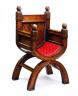 Lewis Nockalls Cottingham / Armchair / 1840-1845