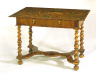 Unknown / Table / About 1674