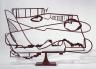 David Smith / Hudson River Landscape / 1951