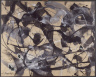 James Brooks / Number 27, 1950 / 1950
