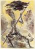 George Grosz / Waving the Flag / 1947-1948