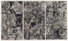Jasper Johns / Usuyuki / 1979