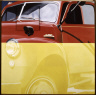 James Rosenquist / Untitled (Broome Street Truck) / 1963