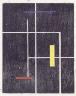 Burgoyne Diller / Untitled (One vertical rectangle) / ca. 1933