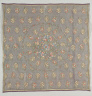 Turkey, 19th-early 20th century / Embroidered Kerchief / 19th-early 20th century
