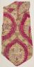 Turkey, 16th century / Textile fragment / 16th century