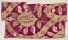 Turkey, Bursa, 16th century / Textile fragment / 16th century