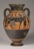 Greece, 6th Century  BC / Amphora / 500s BC