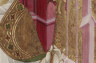 Spain, Catalonia, 15th century / A Bishop Saint with Donor / c. 1420