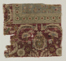 Turkey, Bursa or Istanbul, 16th century (?) / Fragment of a Carpet / 16th century (?)